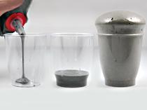 Expanding resin