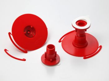 Injection nozzles and valve 12.2mm