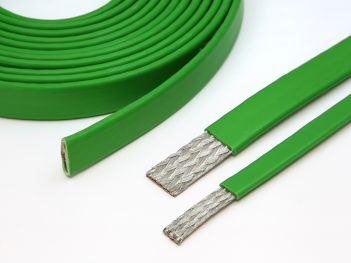 PVC insulated braid