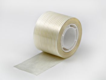 Glass fibre reinforced tape