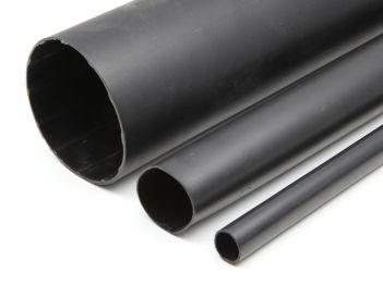 Medium wall shrink tube with adhesive 3:1 & 4:1