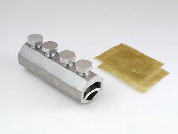 Mechanicle shear head connectors